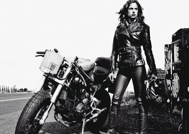 Biker girls dating