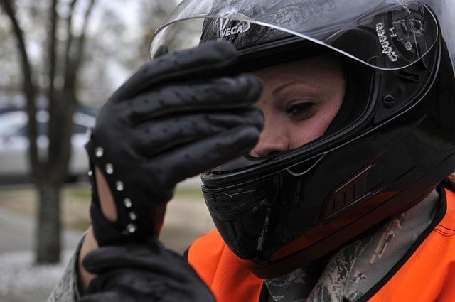 bikers photo