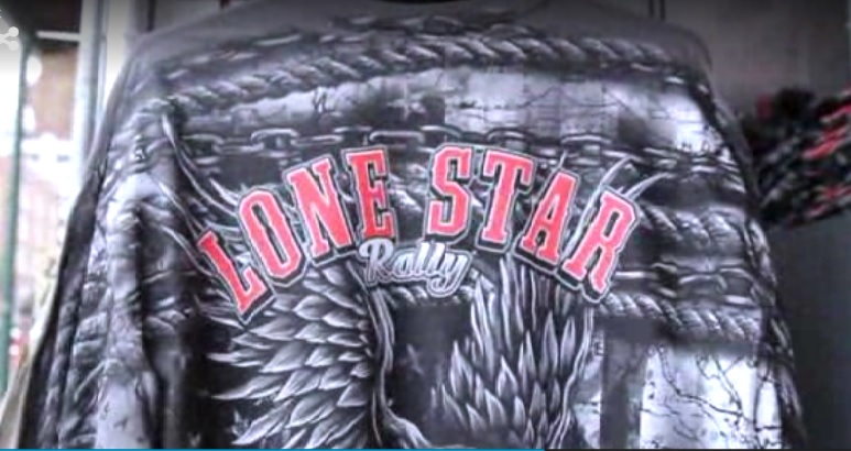Lone Star Rally 2014: YouTube printscreen